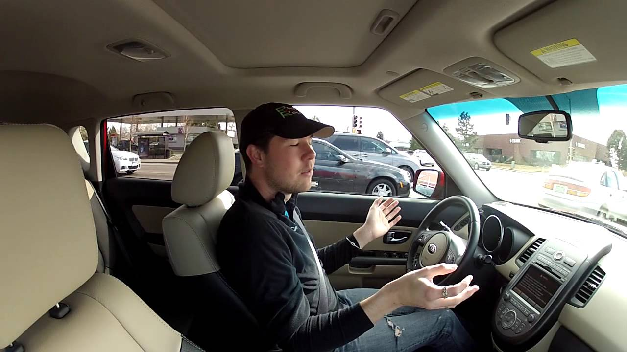 Real Videos 2013 Kia Soul Exclaim The Small Party