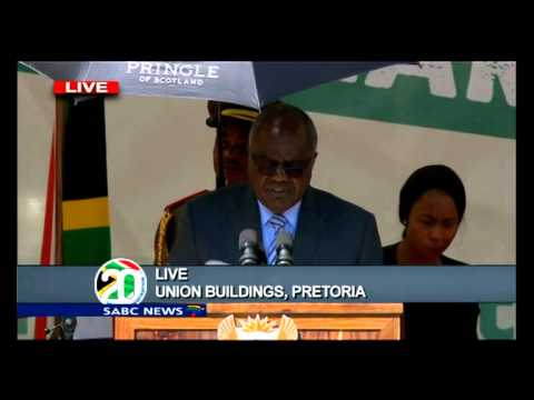 Pohamba wishes SA well for May 7 elections