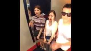 "[Clip] 140825 Suzy - Attend Movie ""Tazza : The High Rollers 2"" VIP Premiere"