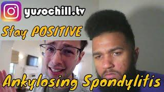 Try Guys Zach Kornfeld - Ankylosing Spondylitis | Reaction