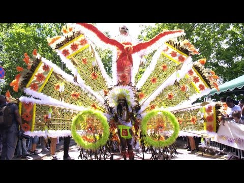 Leicester Celebrates its 30th Caribbean Carnival