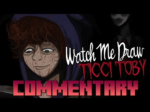 Drawing Commentary: Ticci Toby | StevRayBro