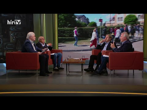 Sajtóklub (2020-07-13) - HÍR TV