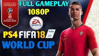 FIFA 18 WORLD CUP RUSSIA 2018 Live PS4 Broadcast GIOCO CLOVO