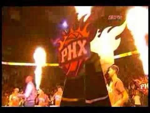 07-08 Phoenix Suns New Intro