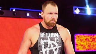 Dean Ambrose Returns To WWE Raw JACKED