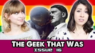 NAZI CAPTAIN AMERICA ANGRY RANT THEATRE - TGTW Issue #16