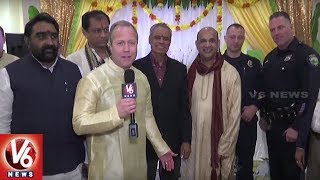 Telugu People In Parsippany New Jersey Celebrates Sankranti With Great Gaiety  USA News