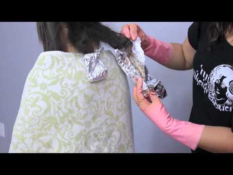 Como decolorar el cabello y pintar con fantasía - How to Bleach and Dye Your Hair Fantasy Colors