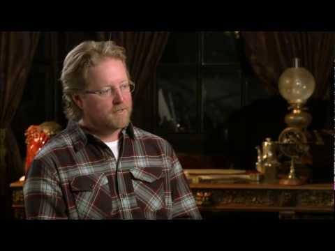 John Carter: Official On Set Interview Director Andrew Stanton [HD]