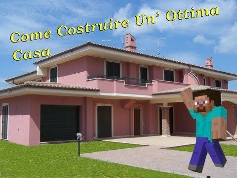 Minecraft Tutorial Come Costruire Un Ottima Casa