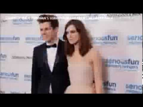 Keira Knightley Poses In Her Wedding Dress At Charity Gala