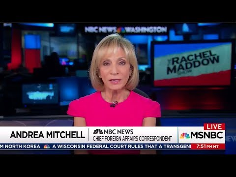 MSNBC Calls Hillary Clinton a Conspiracy Theorist for Trump/Russia Claims
