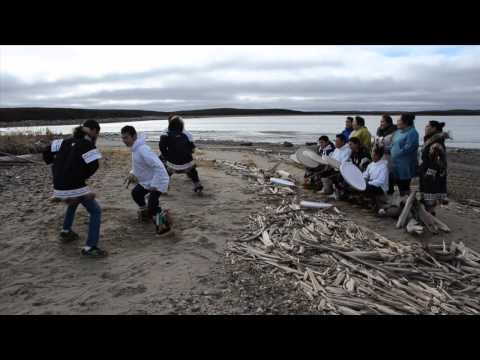 The Tuktoyaktuk Siglit Drummers and Dancers - Inuvialuit HD Drum Dance Series