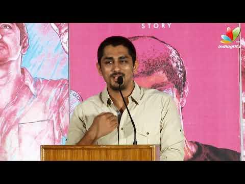 I accepted to do Jigarthanda because of Aamir Khan - Siddharth | Success Meet | Kaaviya Thalaivan