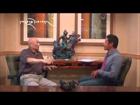 Tibetan Public Talk (2011) Part 12 - Interview with Chating Tenzin Tsutrem