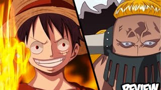 One Piece 819 ワンピース Manga Chapter Review - Luffy VS Jack Fight or Zoro VS Jack?! Pirate Alliance!