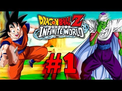 Let's Play Dragon Ball Z Infinite World Part 1 - Fick Dich Bubbels video