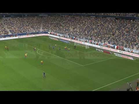 PES 2014 - France 6 - 0 Ecuador