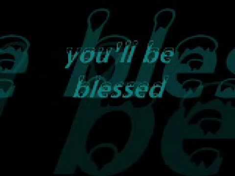 Blessed (with lyrics) - Elton John