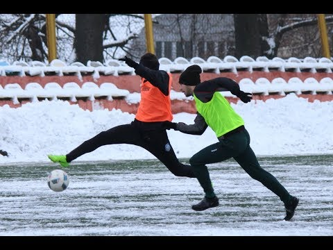 Футбол. Агробізнес Волочиськ - ФК Хмельницький. Товариська гра