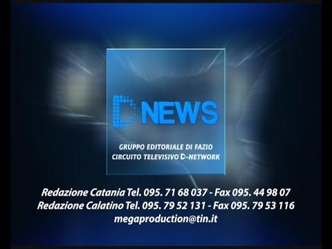 DNews 29 Giugno 2015 (ore 13.45) News D1 Television TV
