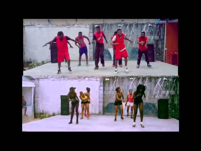 JJC - AFRICAN SKANK (Dance Group Ajah Lagos)