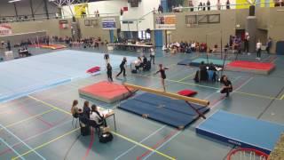Romy`s Regiofinale wedstrijd 5e divisie Gelderland Midden 6-5-2017