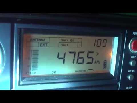 4765 khz Radio Tajikistan , Dushanbe-Yangiyul , Tajikistan
