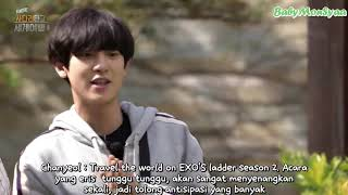 [INDO SUB] 190115 Travel The World On EXO Ladder 2 Teaser 7