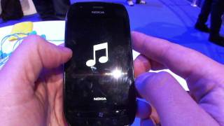 Nokia Lumia 710 Windows Phone 7.5 Mango hands on