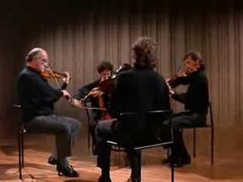 Glenn Gould - Opus 1 for String Quartet