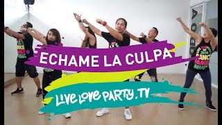 Download Lagu Echame La Culpa  by Luis Fonsi | Zumba® | Live Love Party™ | Dance Fitness Gratis STAFABAND