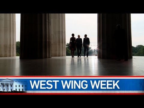 West Wing Week: 8/30/13 or
