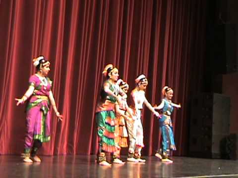 Bharatha Natyam Dance (til Aana) By Sulochana Dance Academy video