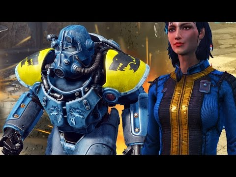 Fallout 4 New Mods & Creation Kit Gameplay - Bunch of New Mods!!! (Fallout 4 Mods)