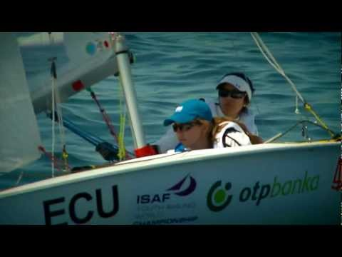 2011 ISAF Youth Worlds - World Youth Sailing Trust