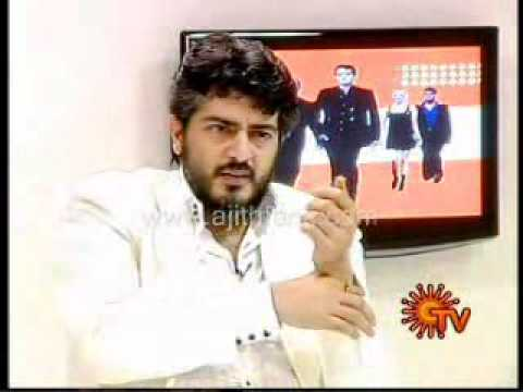 Sun Tv Ajith Interview   Jan 1 2008   Part 4 Of 6 video