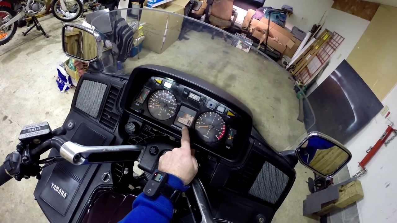 Yamaha Drive Dash