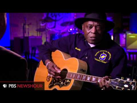 Buddy Guy Plays His Guitar for the NewsHour Music Videos