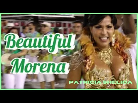 BEAUTIFUL MORENA IN A LIVE DANCE PERFORMANCE: SHINING DIVA CHEERS THOUSANDS