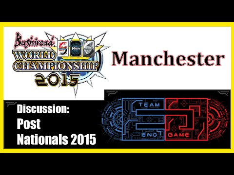 Cardfight!! Vanguard - Discussion - Post-Nationals 2015 Manchester