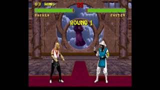 Mortal Kombat 2 - SNES - One Credit Clear - Ep 79