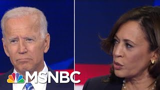 Democrats Now Have Two 2020 Frontrunners | Deadline | MSNBC