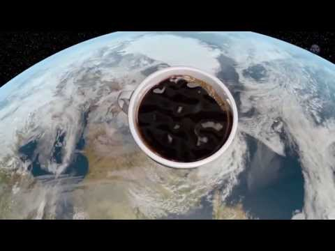 Scientists Invent a Zero Gravity Coffee Cup | NASA Space Science HD Video