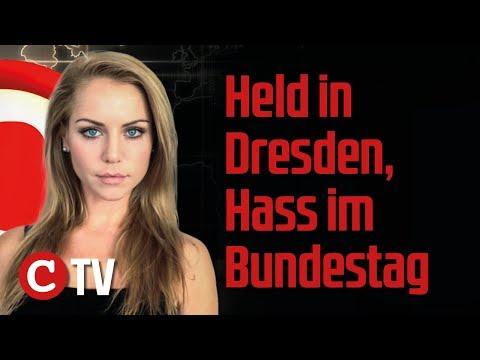 Held in Dresden, Hass im Bundestag: Die Woche COMPACT