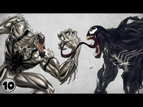 Top 10 Strongest Symbiotes en streaming