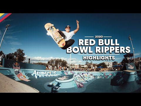 2020 Red Bull BOWL RIPPERS Highlights