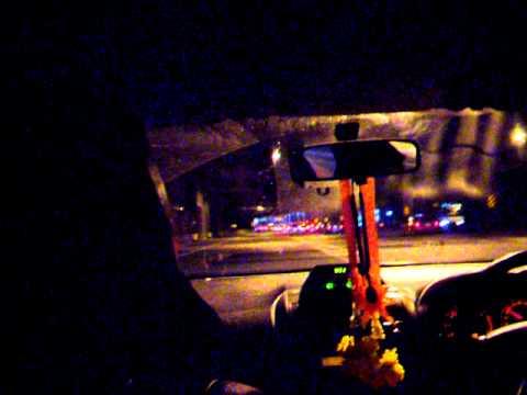 Bangkok taxi ride