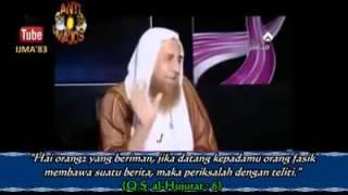 Tokoh Syiah Ngamuk Setelah Dijebak Pertanyaan Oleh Syaikh Adnan ar'ur hafidzahullah